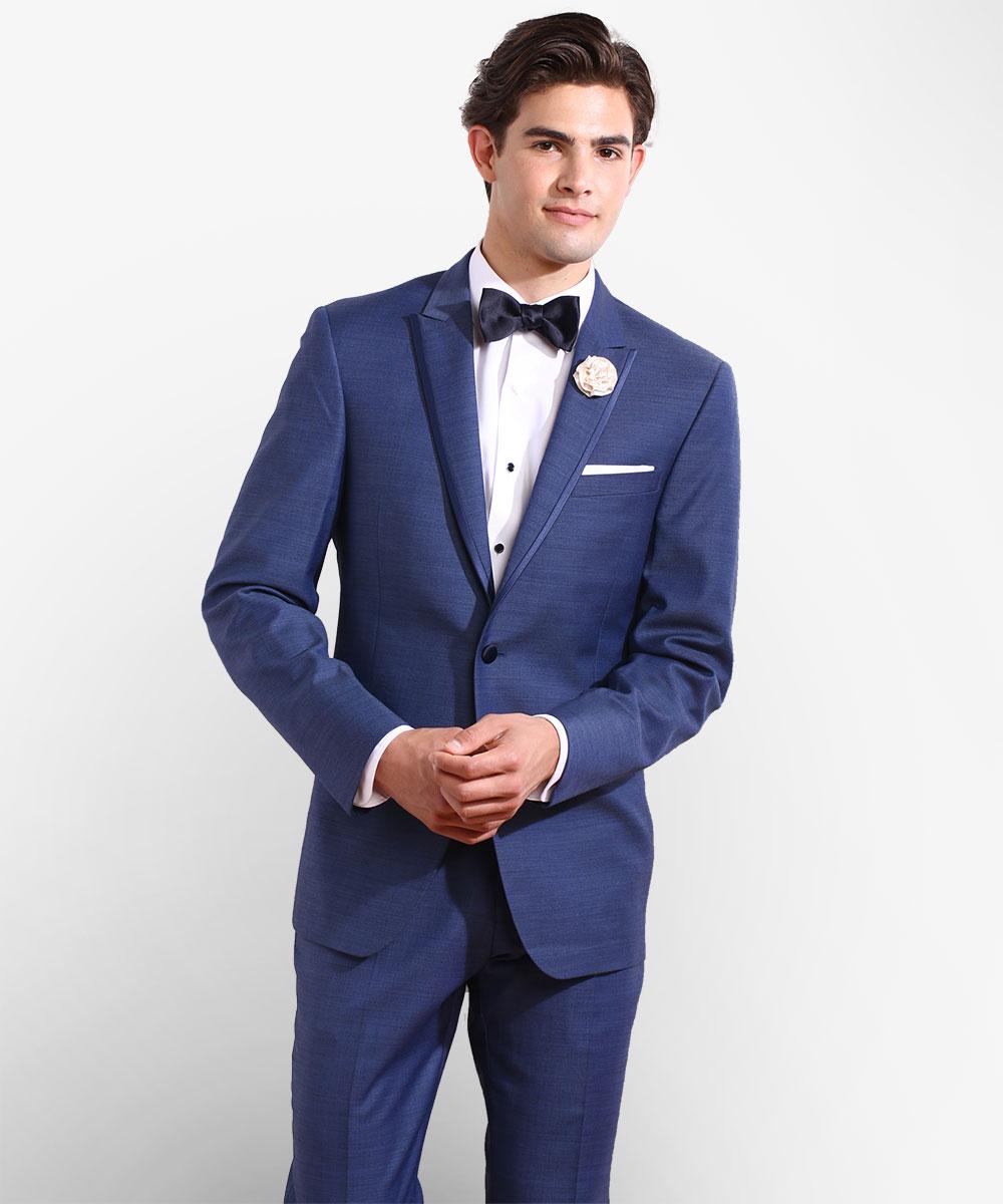 Lane Indigo Blue Tuxedo | American Commodore Tuxedo